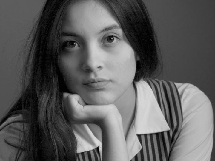 Una estudiante de colegio es la segunda apuesta de Angosta Editores