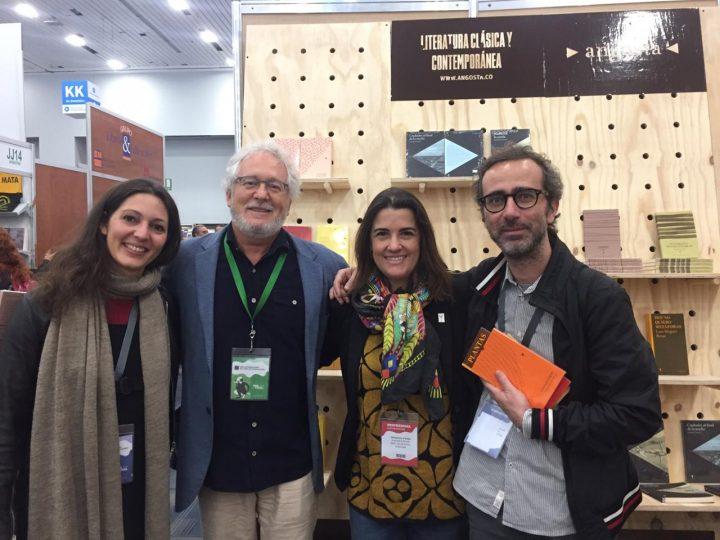 La Feria Internacional del Libro de Guadalajara: un espacio para fortalecer la edición independiente