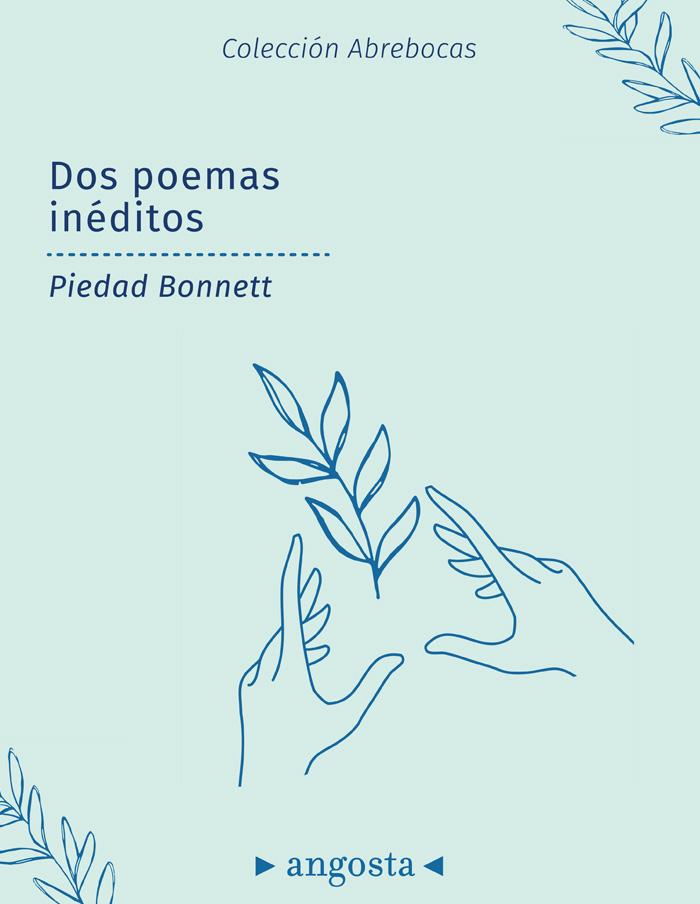 Dos poemas inéditos